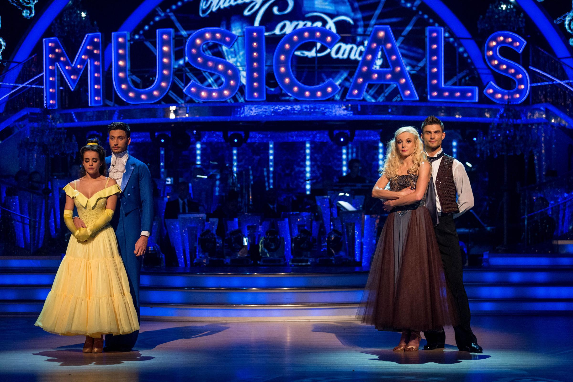 Strictly Come Dancing 2015: Helen George leaves competition after shock dance