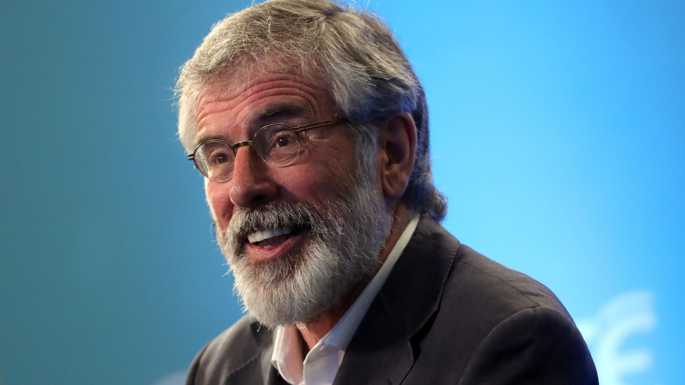'Anxiety and fear' over Tory-DUP deal: Sinn Fein