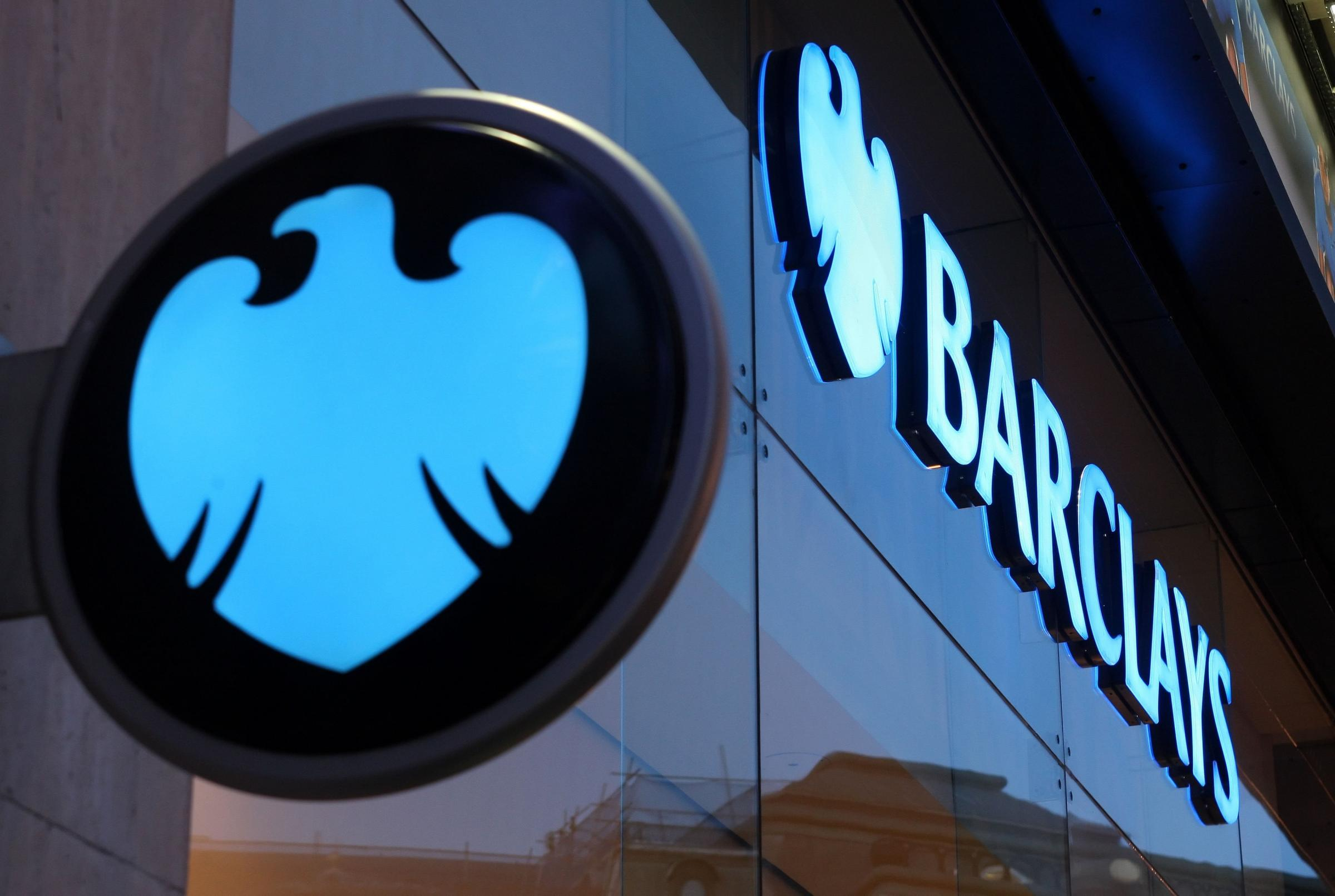 Barclays digital banking services hit by 'technical problems'