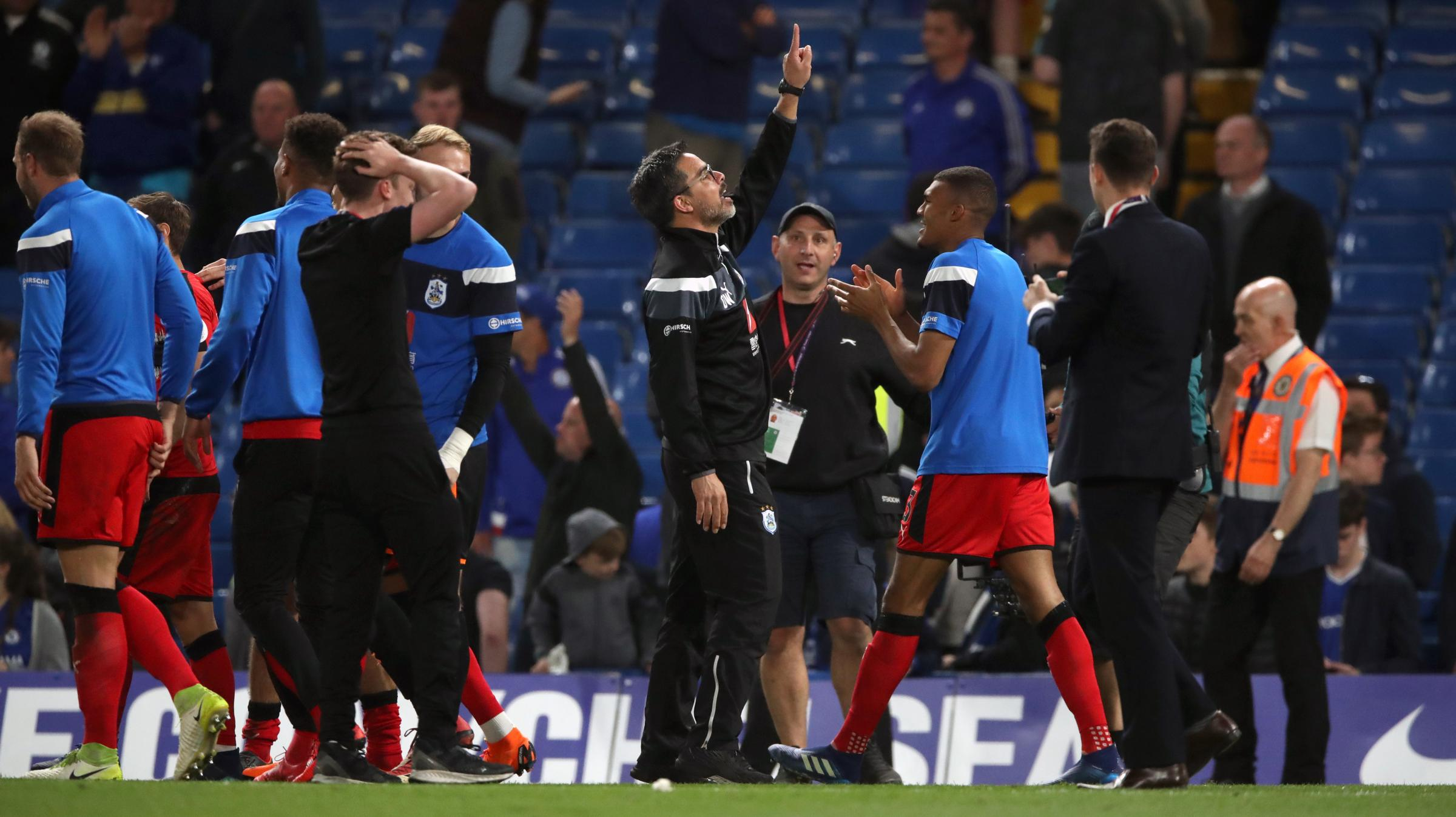 Huddersfield Survive After Draw At Stamford Bridge