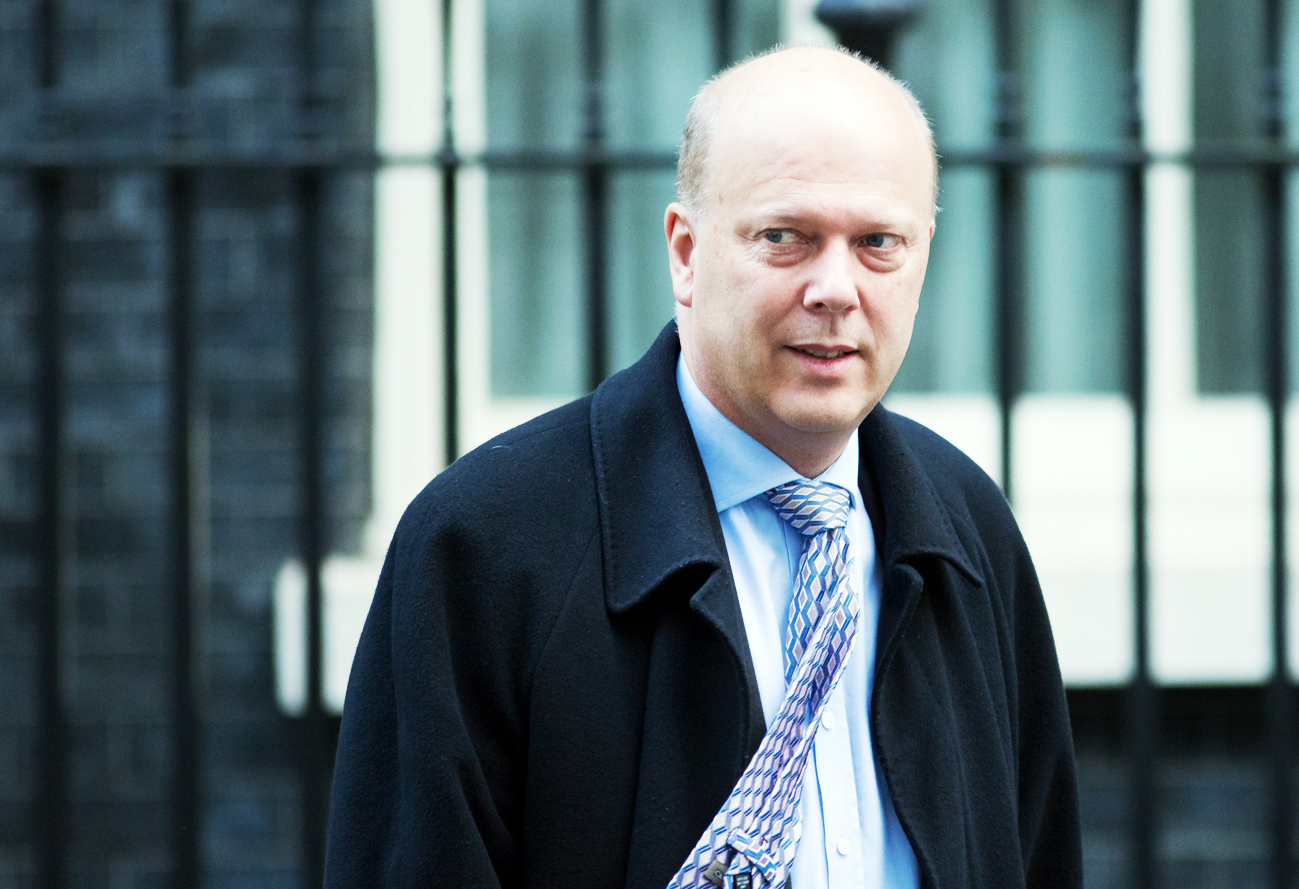 Grayling: Improving Northern rail 'number one priority'