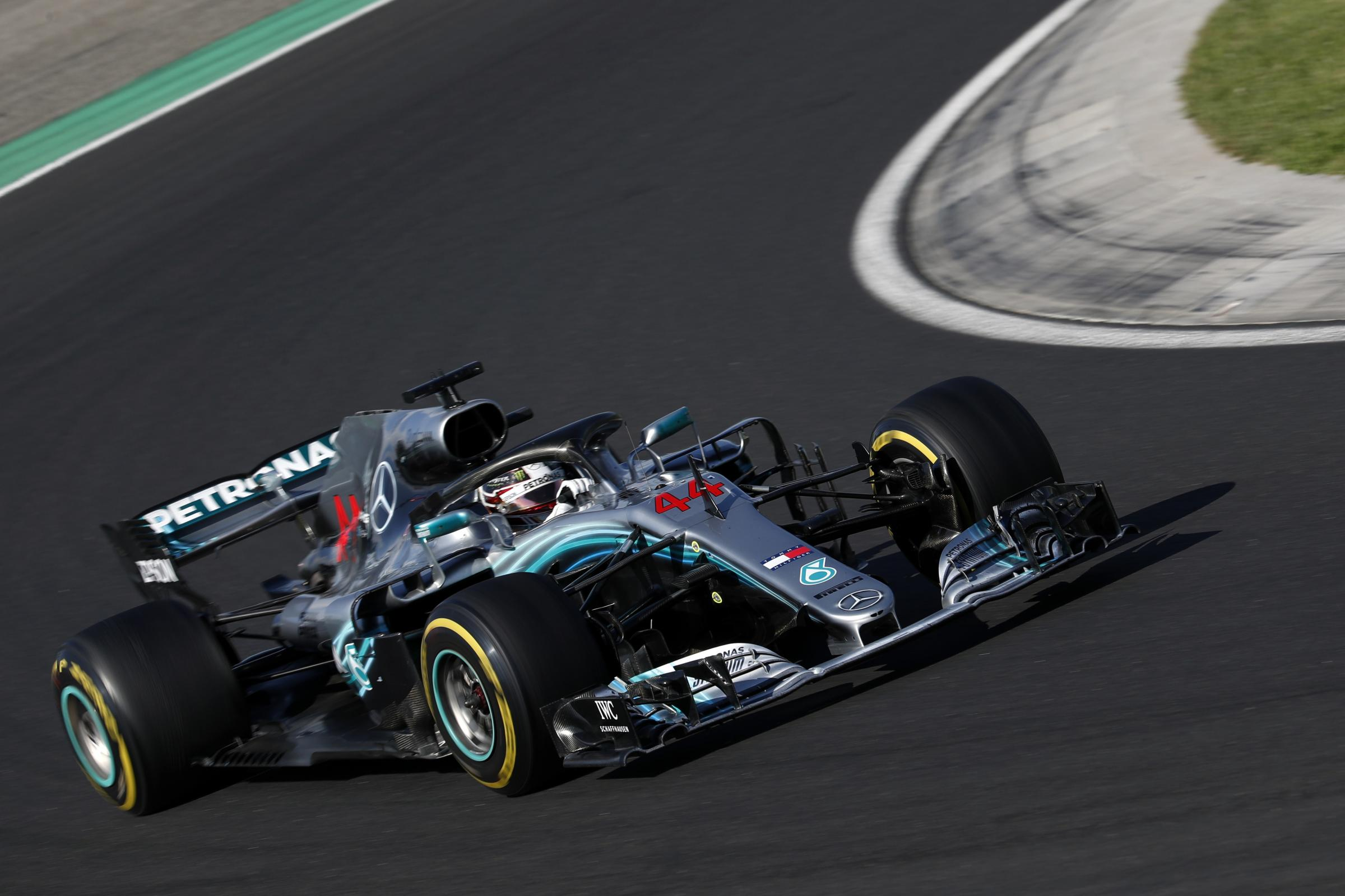 Hamilton wins in Hungary to build overall lead