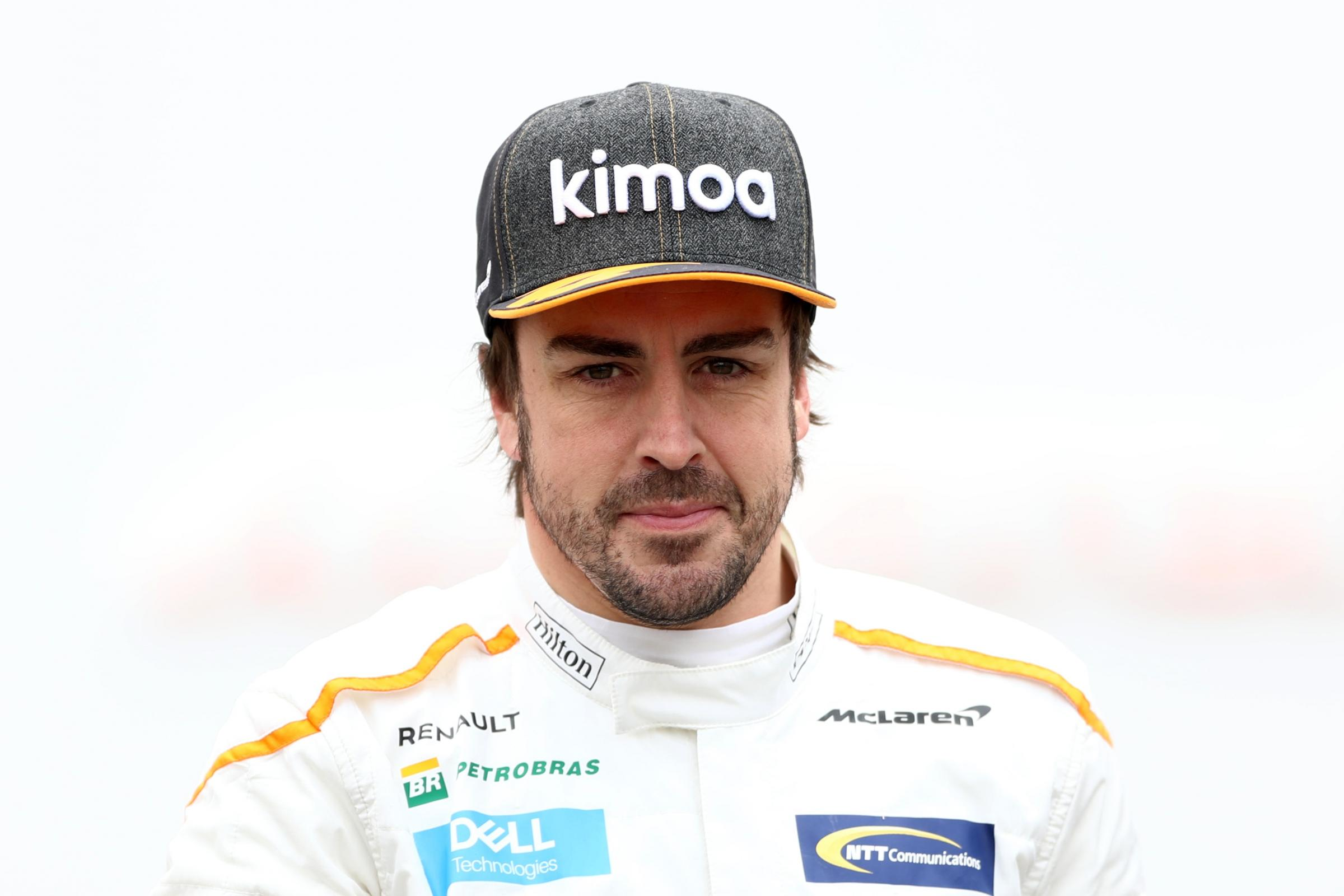 'I think it's hard to beat me' - Fernando Alonso